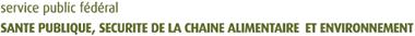 Return to the SPF Santé Publique homepage