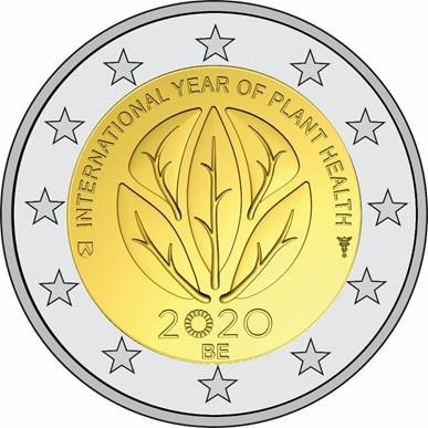 Picture Mint International year of plant health 2020