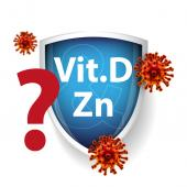vitD Zinc Covid-19