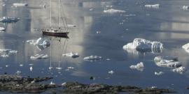 Antarctica vessel