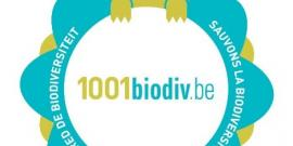 biodiversité biodiversiteit logo