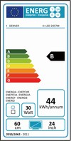 LED-2457M_Energy_label